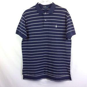 Polo Ralph Lauren Men's L Striped Polo Shirt
